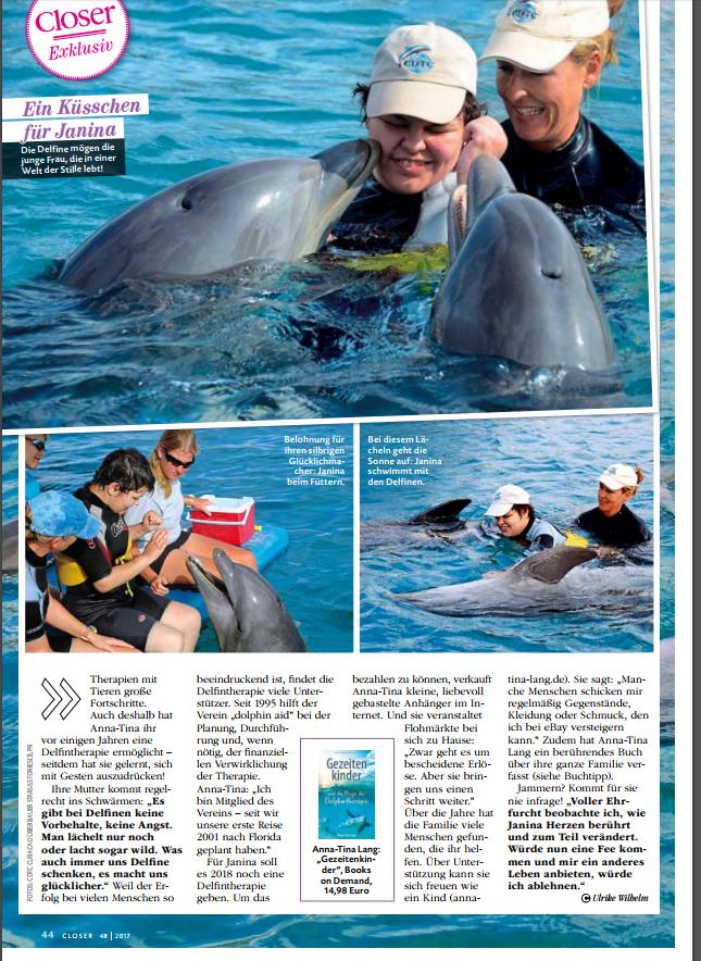 Delphin therapie