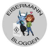 Eisermannblogger-Button